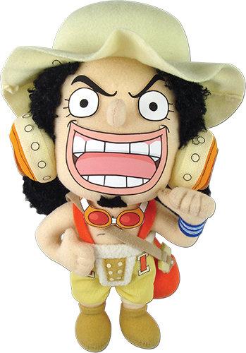 One Piece - Usopp Plush , 8''