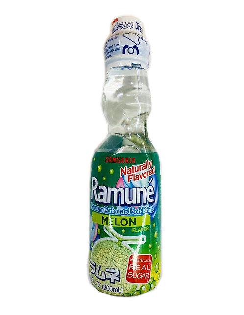 6.76fl.oz Ramune Melon Flavor