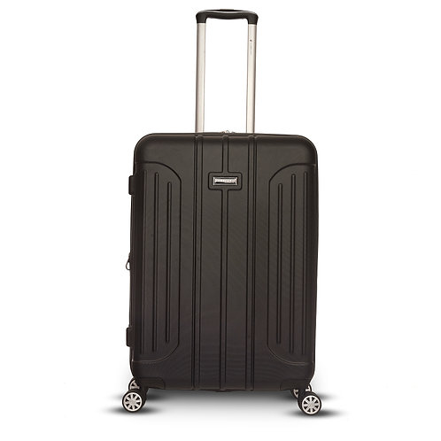 "26"", 8, Wheel Luggage Black"