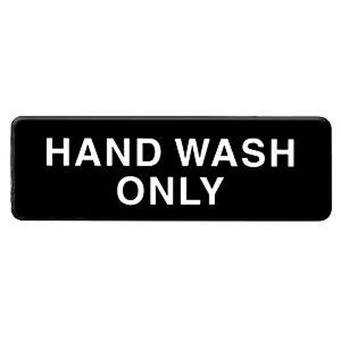 "9"" X 3"" , Hand Wash Only"