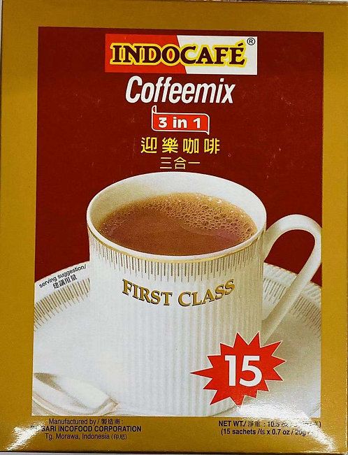 10.5oz Indocafe Coffee Mix