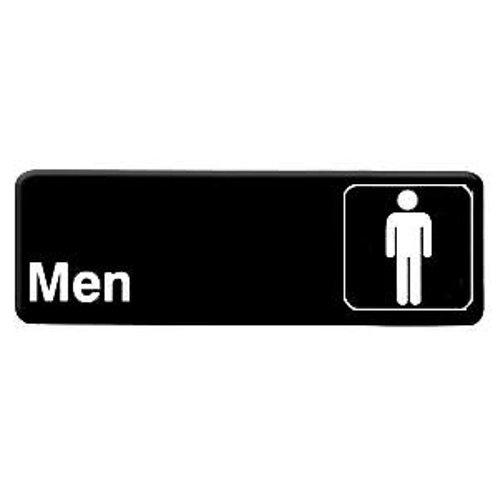 "9"" X 3"" , Men"