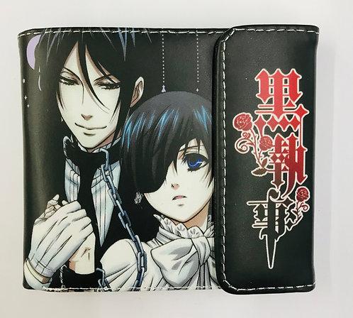 Black Butler Wallet