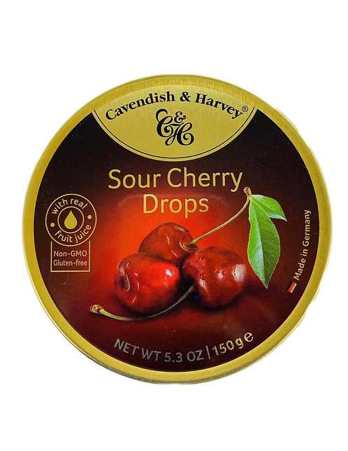 5.3oz Sour Cherry Drops