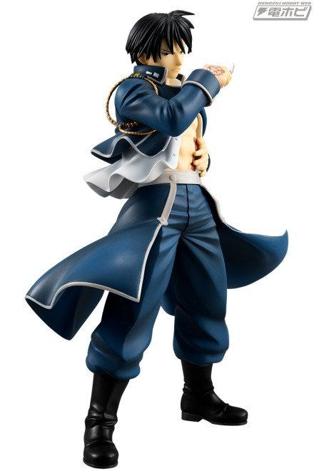 19cm, Fullmetal Alchemist Special Figure - Roy Mustang