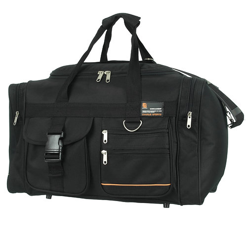 "20"" Dufflebag Carry-On  - Black"