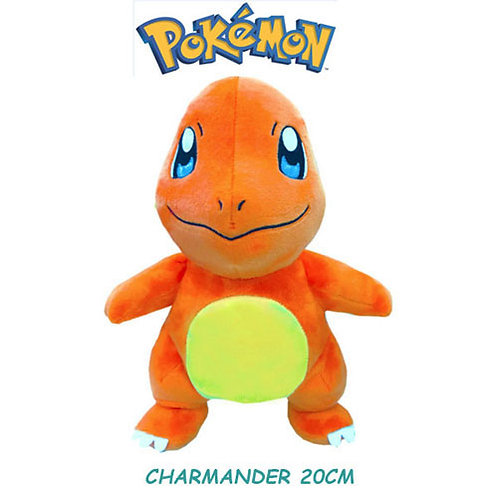 20cm, Pokemon Charmander Plush