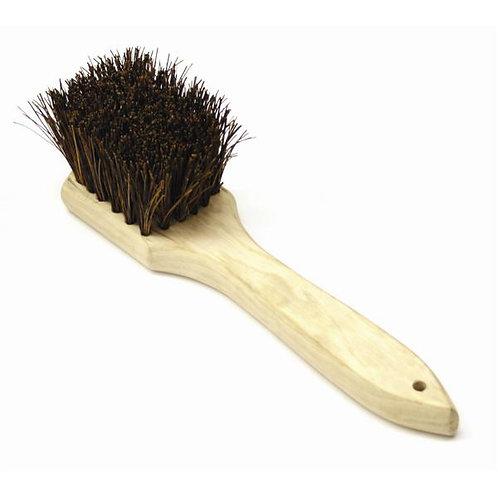 "12"" Wok Brush W/ Wood Handle"