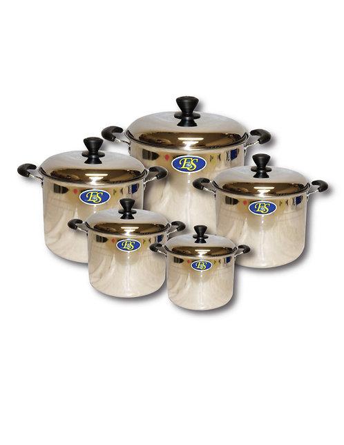 24cm Sauce Pot & Cover