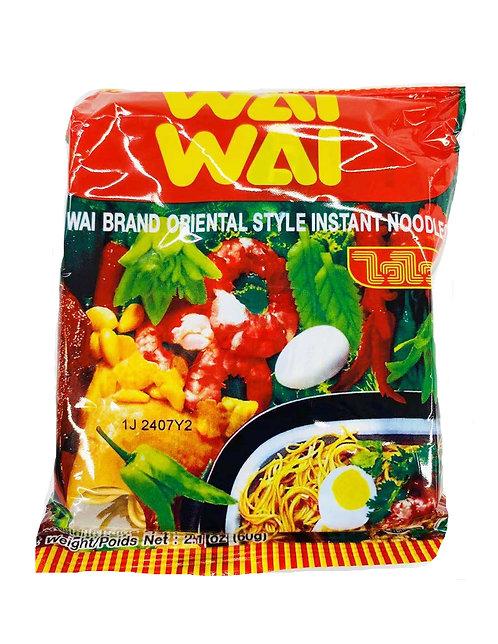 2.1oz WaiWai Noodle Oriental