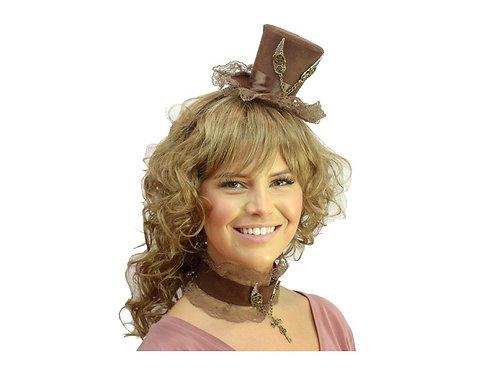 Steampunk Headband Kit in Brown