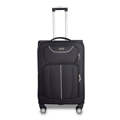 "20"", 8, Wheel Luggage Black"