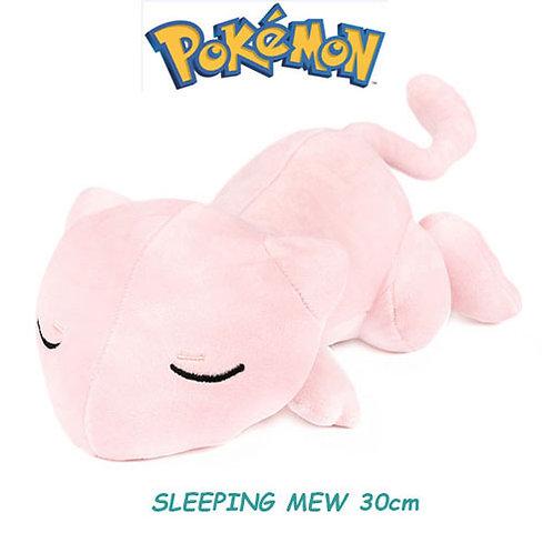 30cm, Pokemon Sleeping Mew Plush