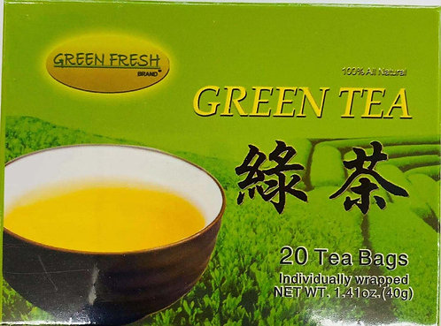 1.41oz Green Tea