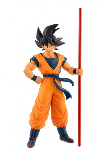 Dragon Ball Super The Movie - The 20th Film Limited 23cm Figure - Son Goku