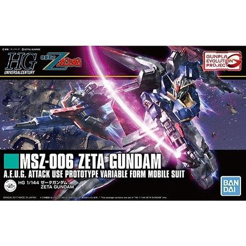 MSZ-006 Zeta Gundam HGUC