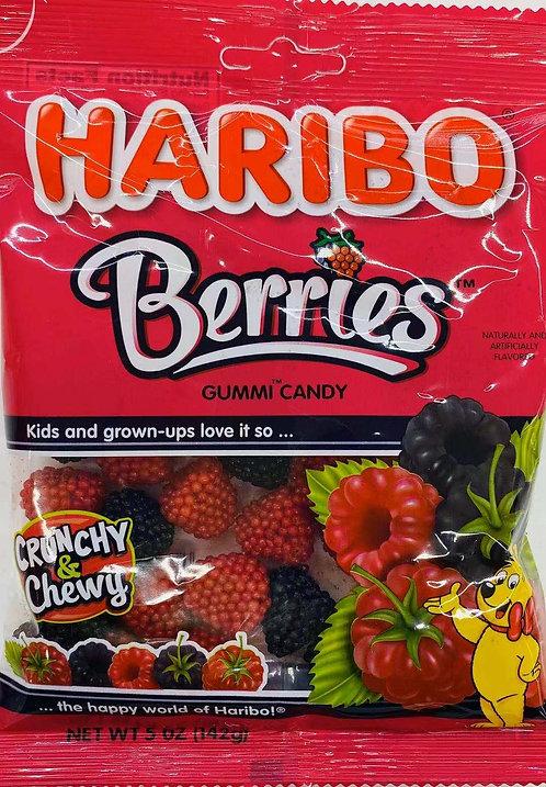 5oz Haribo Berries Gummy