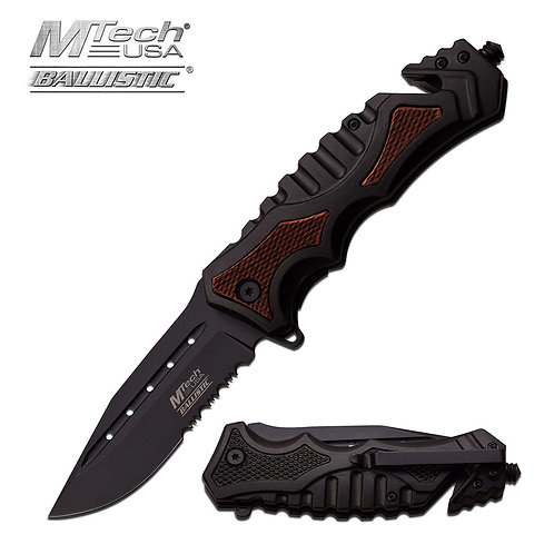 """4.75"""" Overall Spring Assisted Knife"""