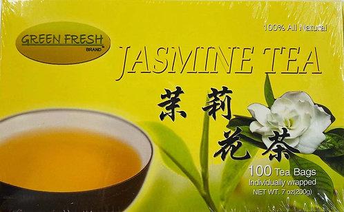 7oz Jasmine Tea