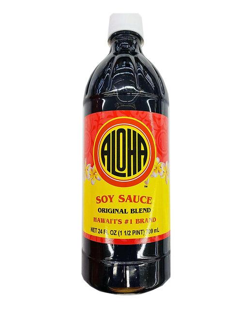 24oz Aloha Soy Sauce