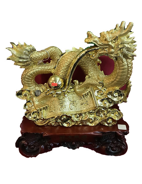 Large Golden Dragon