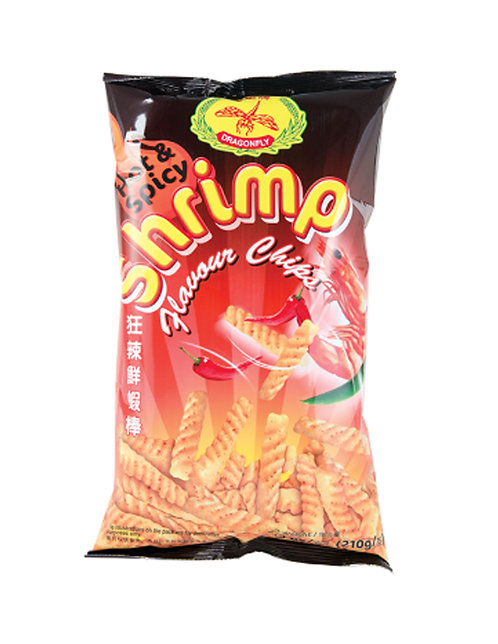 DF Spicy Shrimp Chips