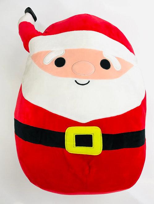 "16"" Squish Mallow Christmas Santa Claus"