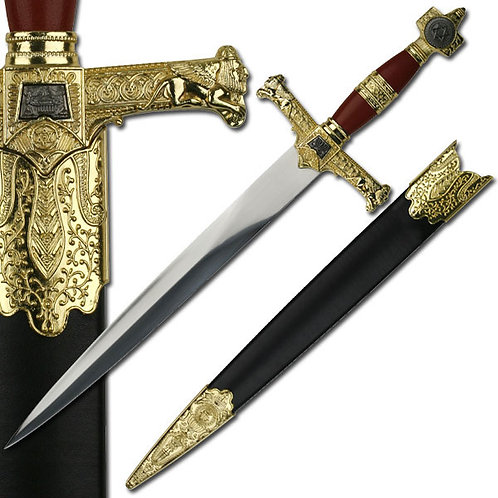 22'' Overall Medieval Sword