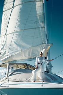vieques island yacht by michael david ad