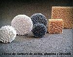 Filtros de espuma ceramica para fundicio