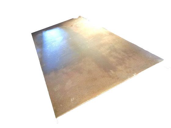 Placa de acero al manganeso
