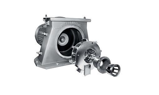 Turbina granalladora Wheelabrator