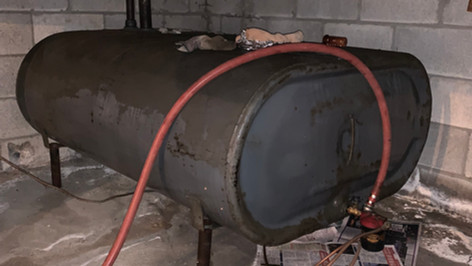 Oil Tank and Boiler Removal Services
