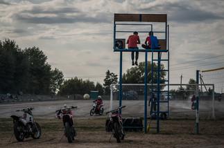 Motoball in Poltava region