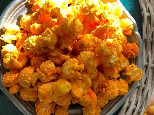 Cheedar Cheese Popcorn