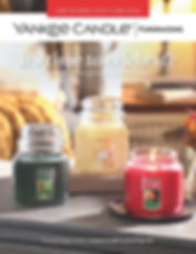 Yankee F19 Candle Only Catalog