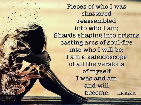Working on realizing what and who you are takes the willingness to look deep inside. Learn skills to