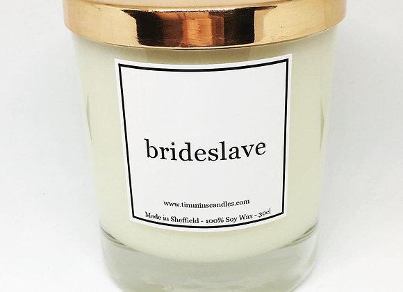 Brideslave 30cl candles (Black Fig & Vetiver)