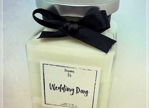 Wedding Day Candles 200ml