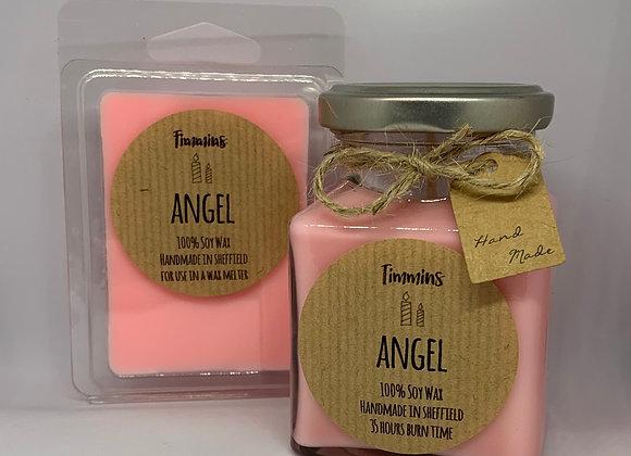 Angel 200ml Candle / Wax Bars