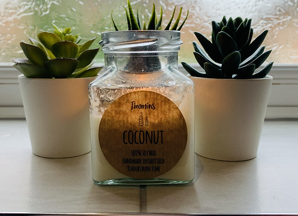 200ml Rustic Range Timmins Candles (over 30 fragrances)