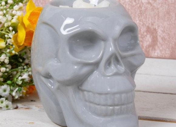 Ceramic Skull Wax Melter