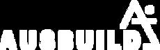 Ausbuild Logo - White on Black.png