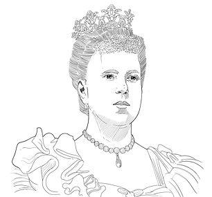 Grand Duchess Maria Alexandrovna of Russ