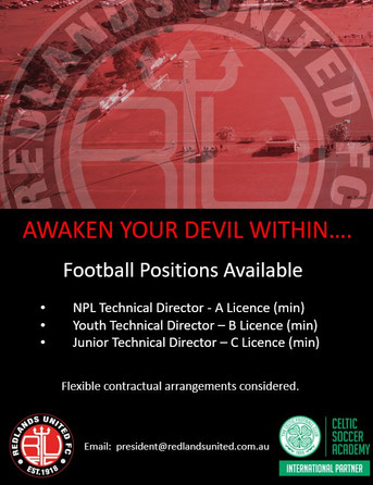 Awaken Your Devil Within....   Football Positions Available