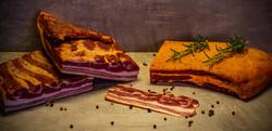 Selfmade Bacon