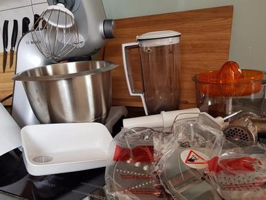 Küchenmaschine Bosch MUM 56340