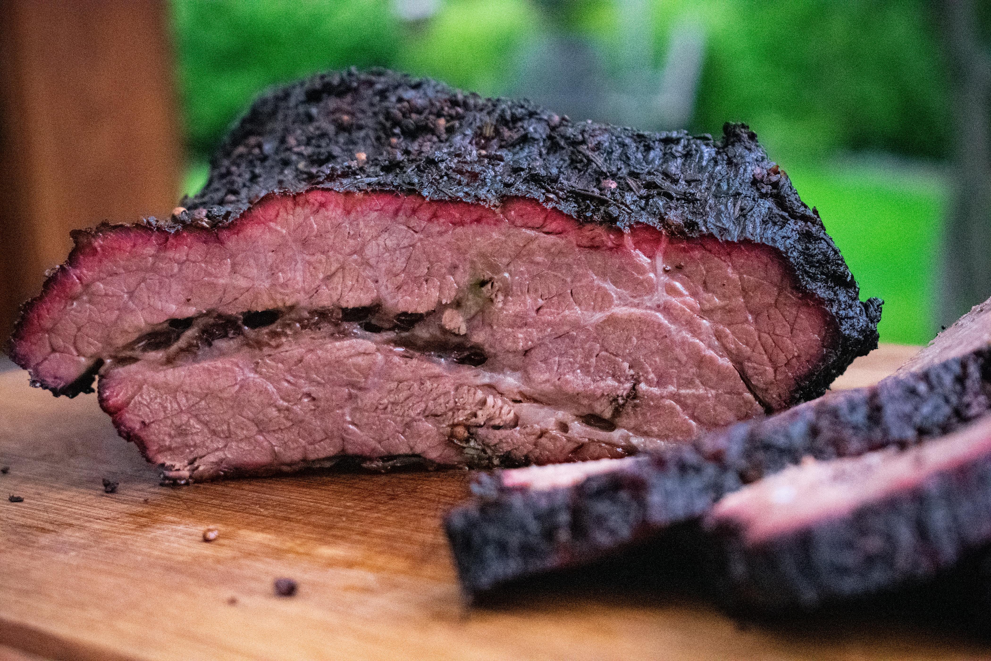 Beef Brisket im Cuba-Libre Style