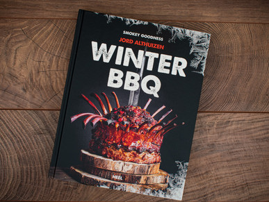 Winter BBQ von Jord Althuizen