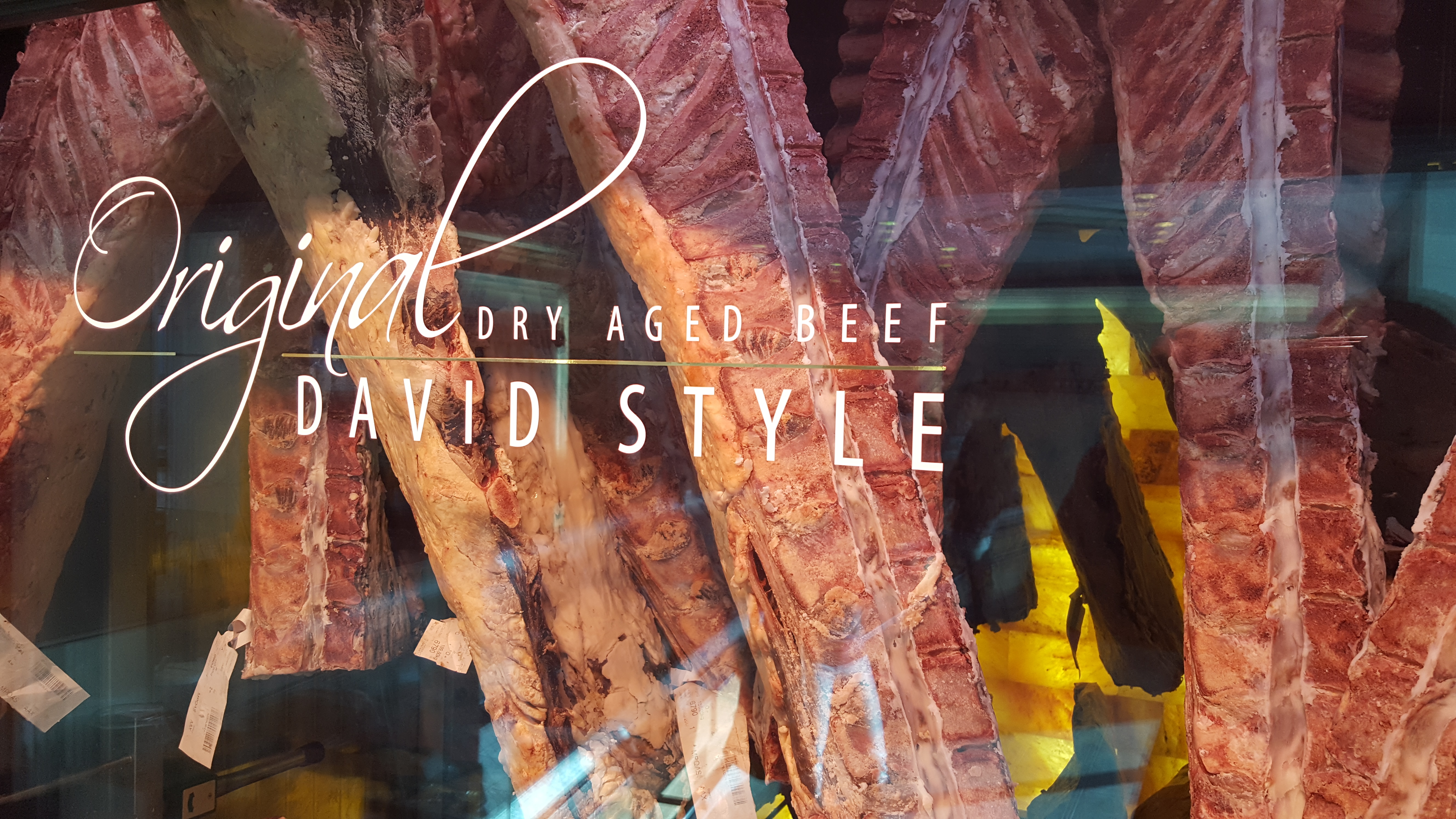 Dry Aged by Juergen David